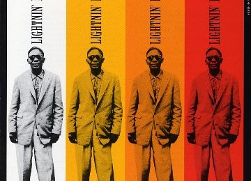 "LIGHTNIN' HOPKINS ""LIGHTNIN' HOPKINS"""